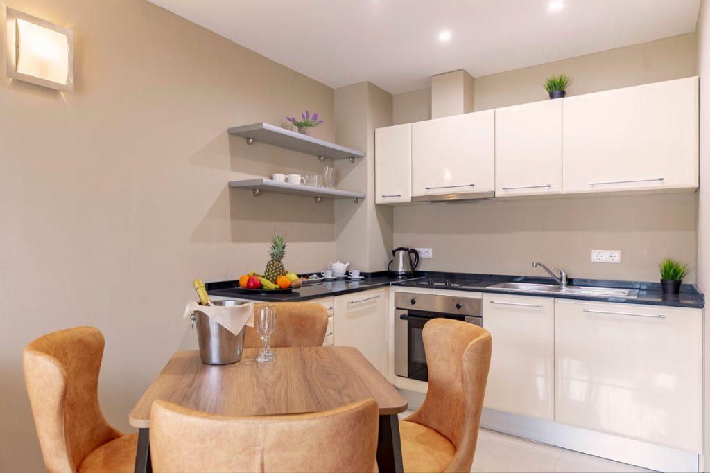 1-bedroom apt. livingroom 11