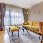 1-bedroom apt. livingroom 7