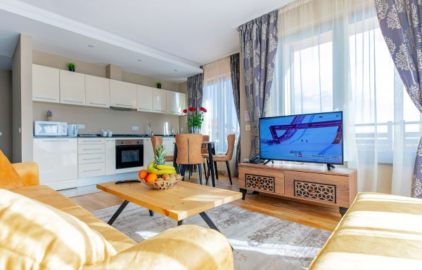2-bedroom apt. livingroom 6