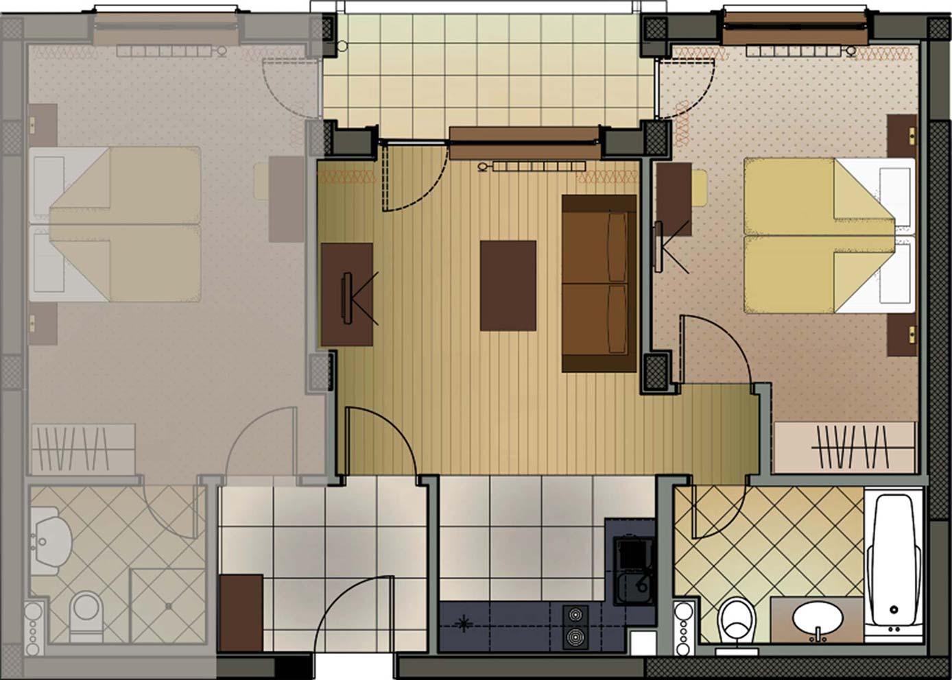 Murite Apartments