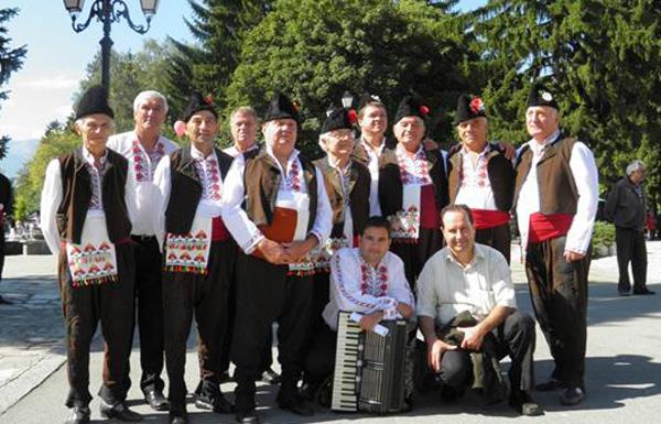 XI Национален фестивал на мъжките фолклорни певчески групи и индивидуални изпълнители -19.09.2015